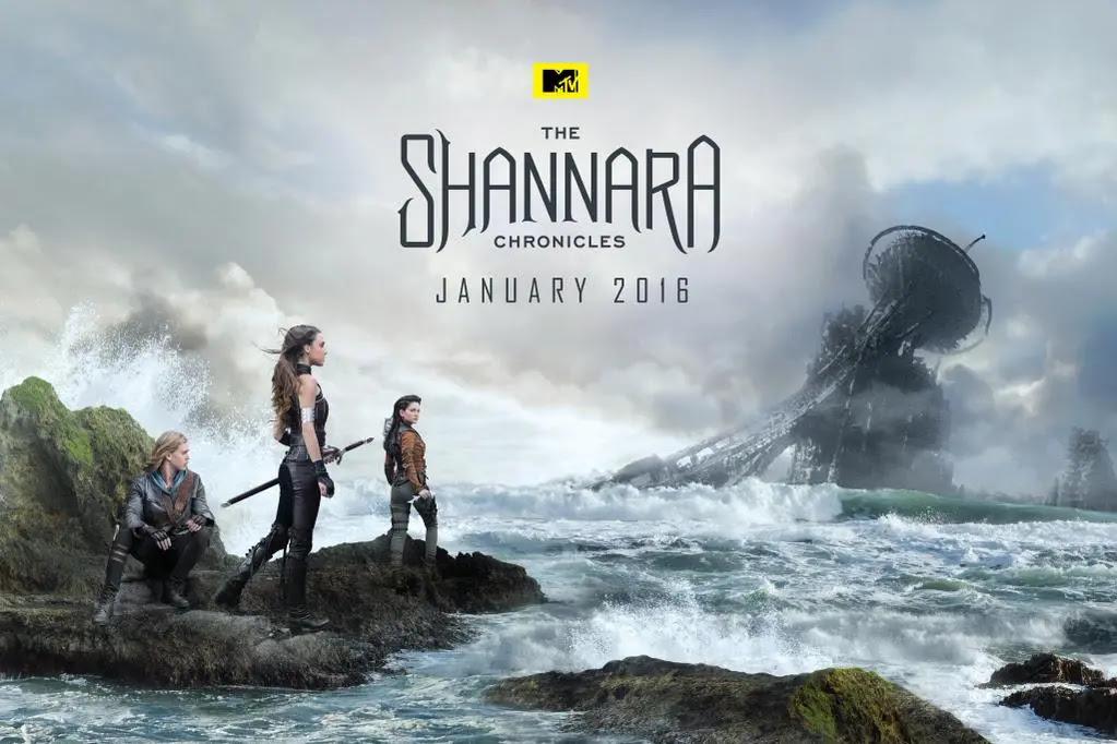 Resultado de imagem para the shannara chronicles