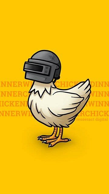 winner winner chicken dinner pubg mobile wallpapers hd