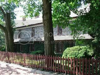 Susanna Wright colonial home