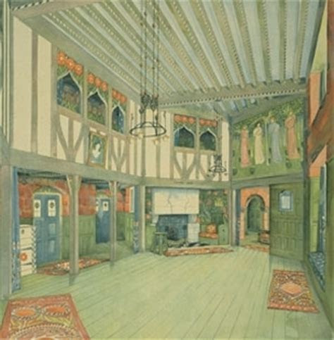 MH Baillie Scott and CFA Voysey   The Lake District