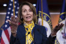 The Latest: Pelosi rejects 'big down payment' for Trump wall