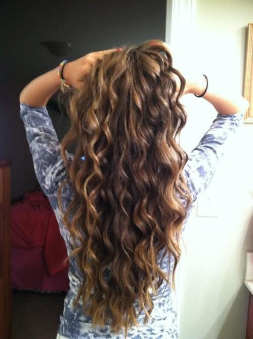 Best Picture Of Wand Curls Hairstyles Alice Smith