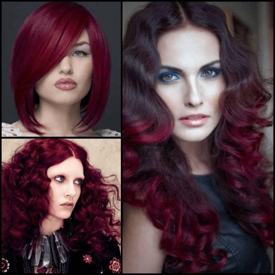 Capelli rossi le tinte più fashion Donna Moderna - tutte le tonalità di rosso per capelli