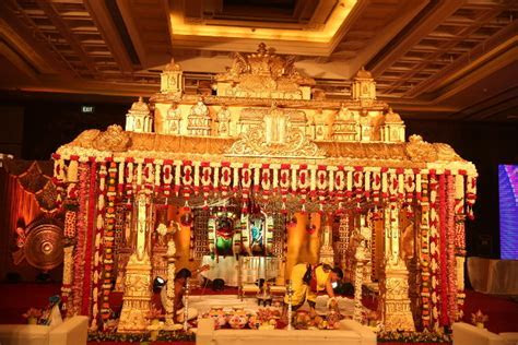 South Indian Mandap Decorations   Chennai