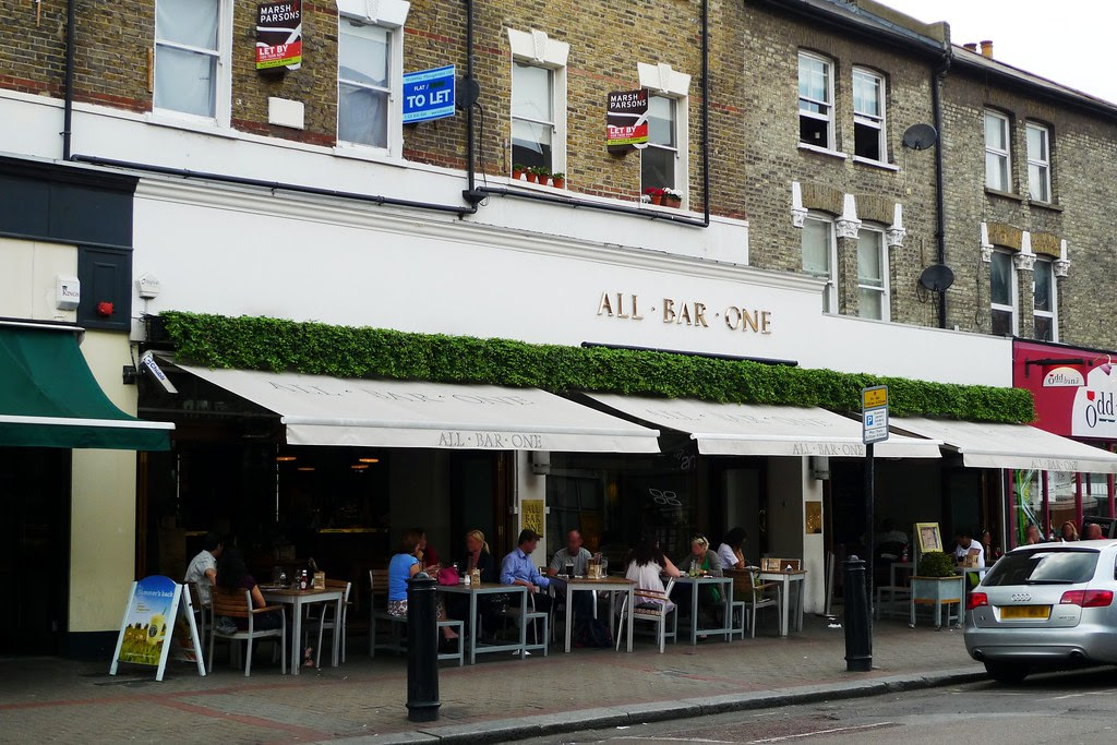 All Bar One, Battersea, SW11