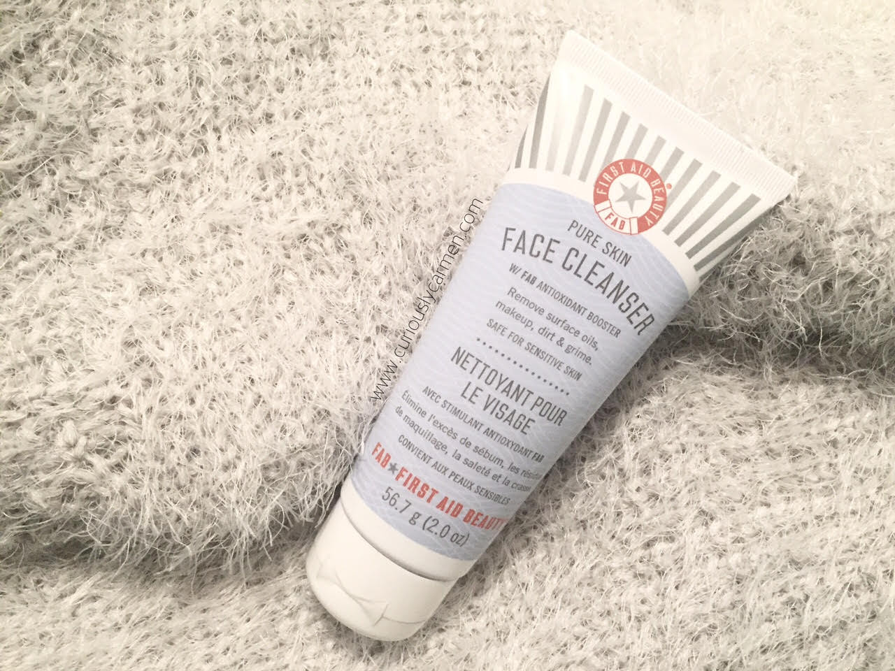 First Aid Beauty Face Cleanser - Curiously Carmen