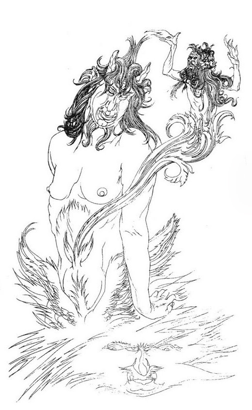 Austin Osman Spare, drawing 5
