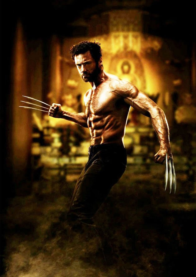 Wolverine poster is not faked, Hugh Jackman says