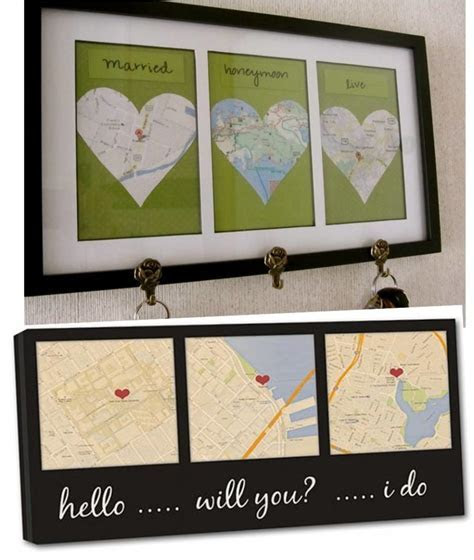 Best Gift Idea First Wedding Anniversary Gift To Make   30