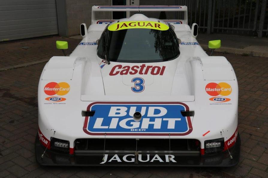 Jaguar Xjr 16