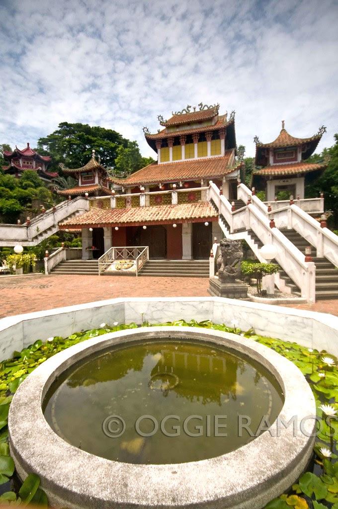 La Union - Ma-Cho Temple Water Reflection