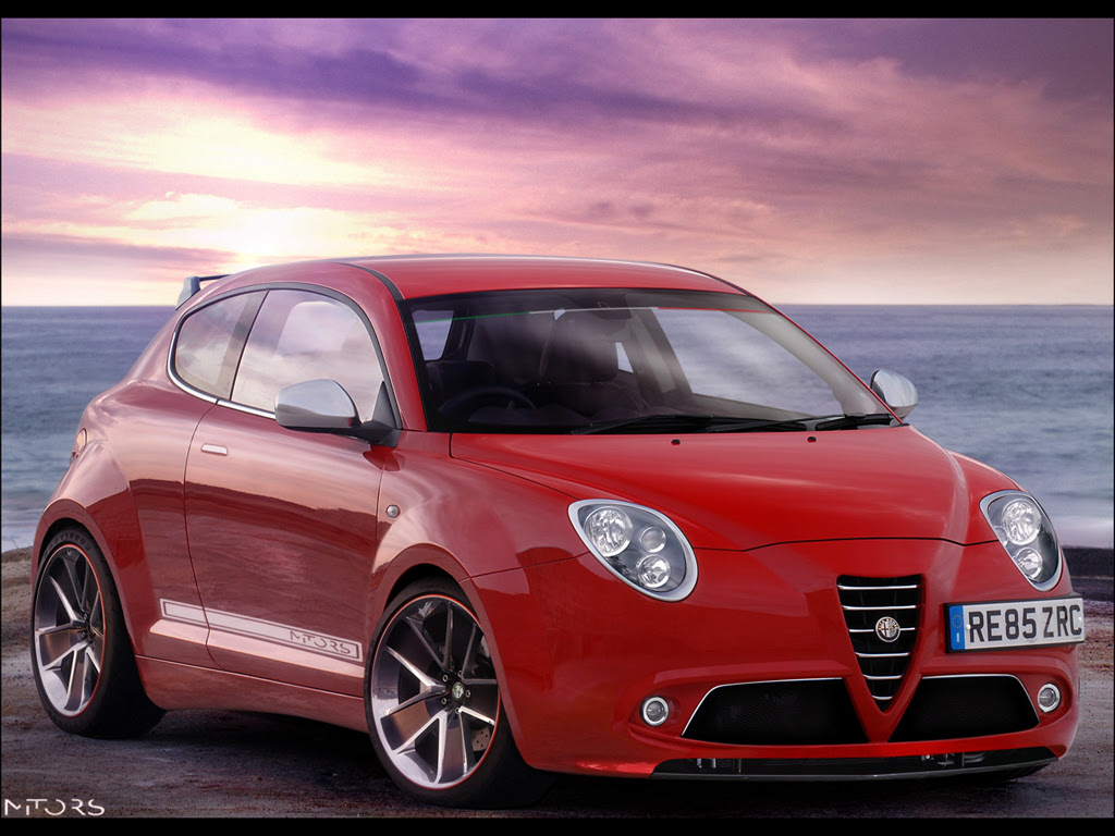Alfa Romeo MiTo RS by pacee on DeviantArt