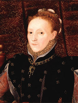 Queen Elizabeth I, c. 1565-1570. Previously attributed to Eworth.