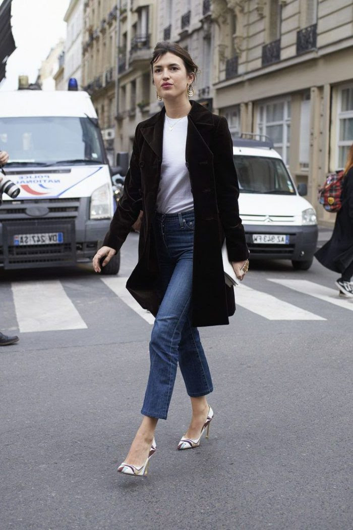 how to look like a french fashion chic 2019