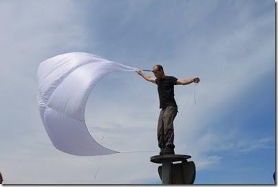 Sailing at Gisliflueh 1