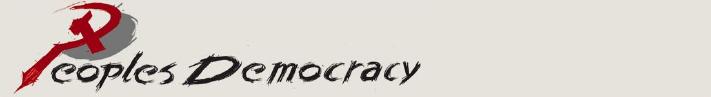 Peoples Democracy