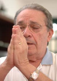 geraldo melo rezando