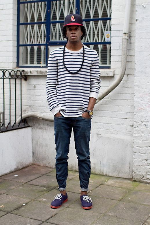 25 Stylish Hot Guys In Stripes -- Street Style -- Baseball Cap, Necklace and Jeans -- Mens Style -- Via Coggle photo 11-25-Stylish-Hot-Guys-In-Stripes-Street-Style-Baseball-Cap-Necklace-Jeans-Mens-Style-Via-Coggle.jpg