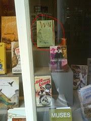 Wu in the window