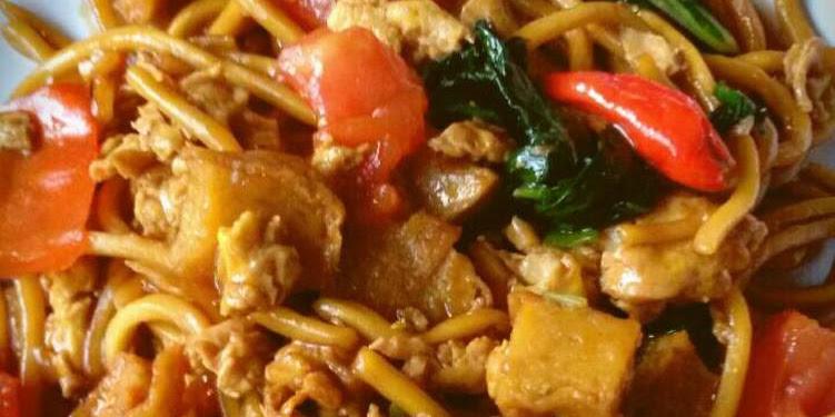 Resep Mie Tomat Oleh Lila Dewi
