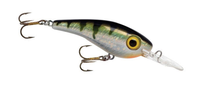 The fishing enthusiast blog january 2012 walleye lure of for Walleye fishing tackle