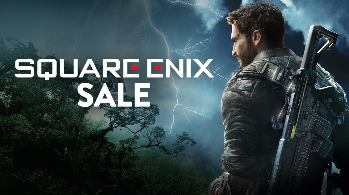Square Enix Promo, MoeNovel Bundle y más en @Fanatical (Hasta 95%) (Para #Steam)