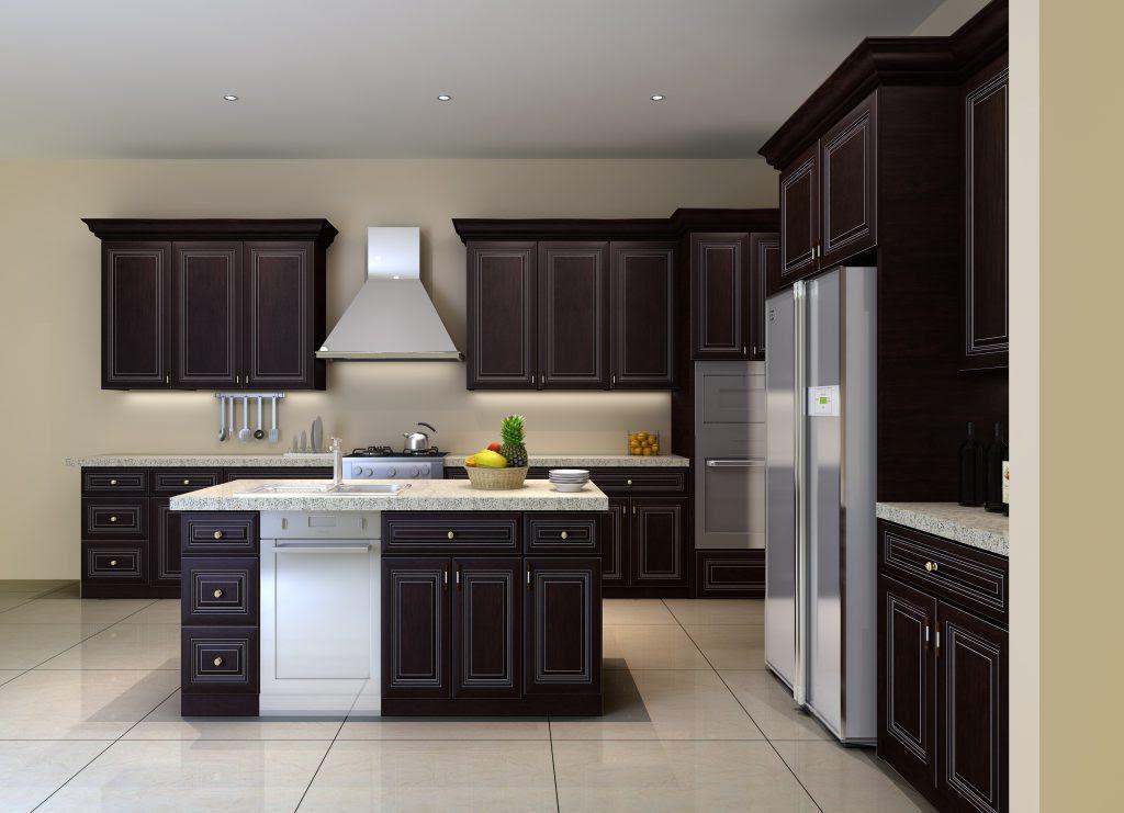 Semi-Custom Kitchen Cabinets Cleveland, Ohio