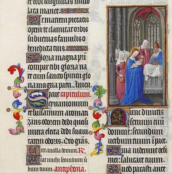 File:Folio 63r - The Presentation in the Temple.jpg
