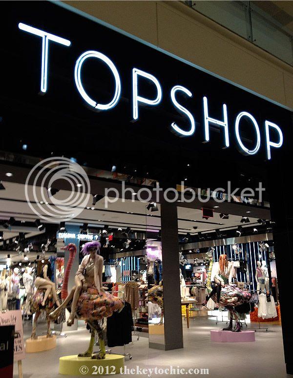 Topshop Las Vegas
