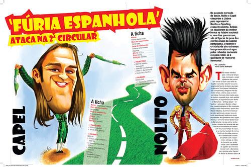 caricaturas-Diego-Capel-Nolito-revista-futebolista-novembro2011 by caricaturas