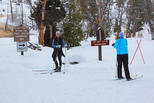 IMG_5642 Snowshoeing