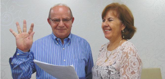 Dirigente deportivo cubano adquiere nacionalidad colombiana