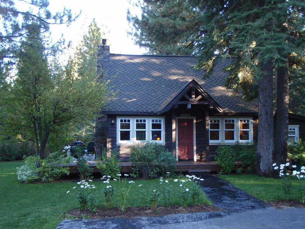 Charming Lake Tahoe West Shore Cabin  VRBO