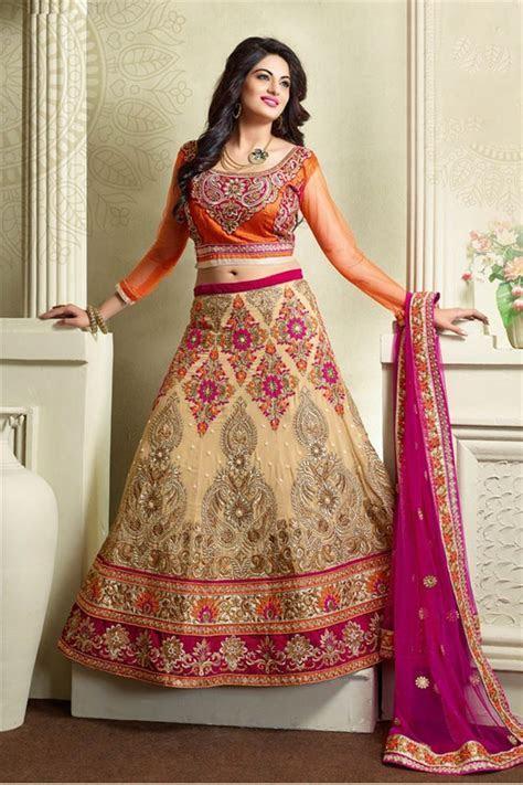 Indian Latest Trendy Bridal Lehenga Designs Collection