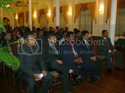 Participants of Batch Party 2008