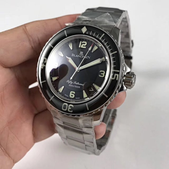 ZF Factory Replica Blancpain Fifty Fathoms