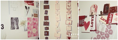Letteria inspiration boards