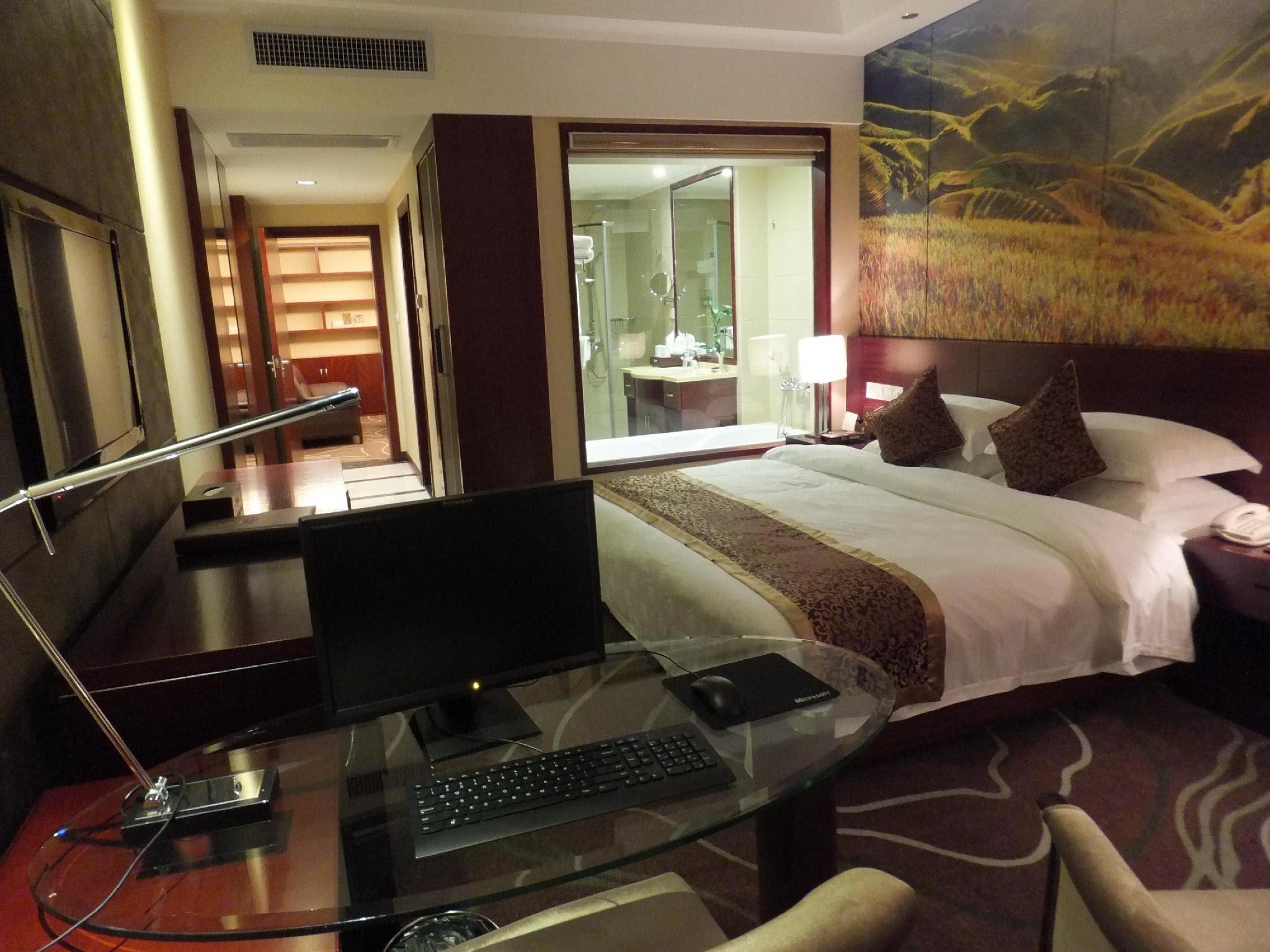 Price Guilin  Longsheng Huamei International Hotel