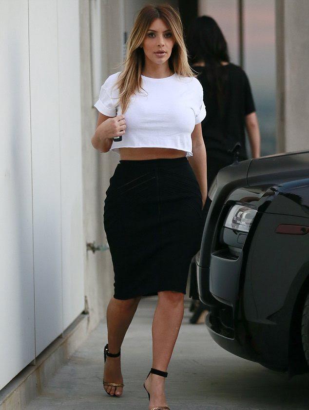 kim-kardashian-hollywood-hills-topshop-roll-back-tee-celine-ankle-strap-pumps