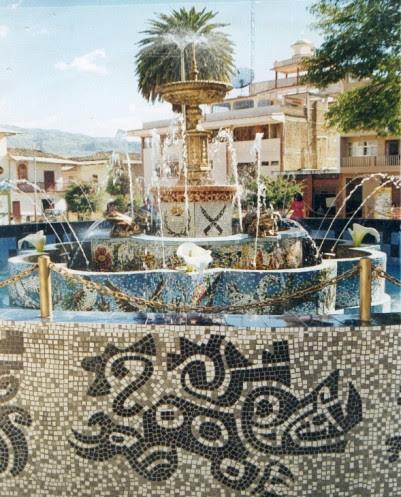 Plaza de Armas de Chota