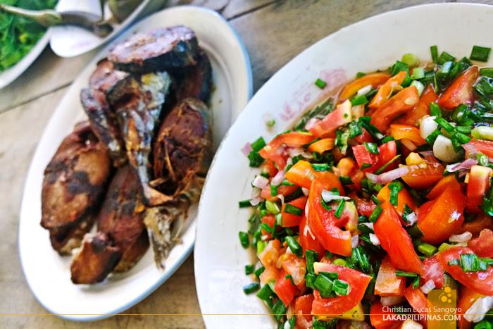 Breakfast at Cabangan, Zambales