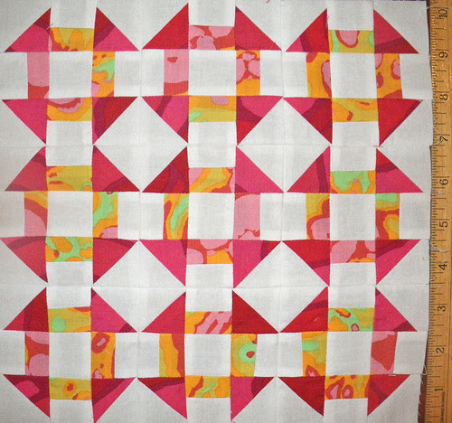 Practice Doll Quilt
