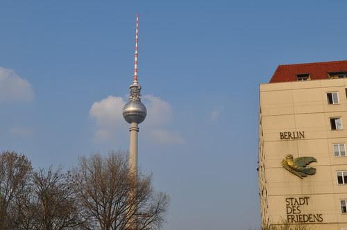 Berlin, die Stadt des Friedens