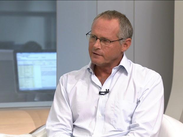 José Mariano Beltrame, secretário estadual de Segurança do Rio de Janeiro/GNews (Foto: Reprodução GloboNews)