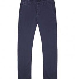 Reiss Exmouth Garment Dye Clean Chino Navy
