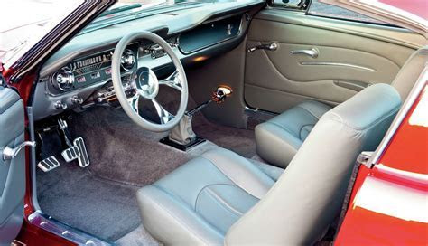 1965 mustang fastback interior   Muscle Cars Zone!