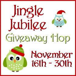 Jingle Jubilee Giveaway Hop - Free Blogger Opp