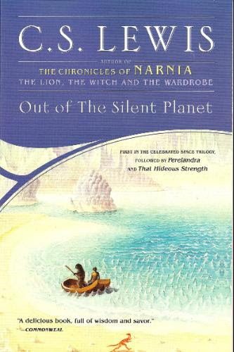 Image result for out of the silent planet cover
