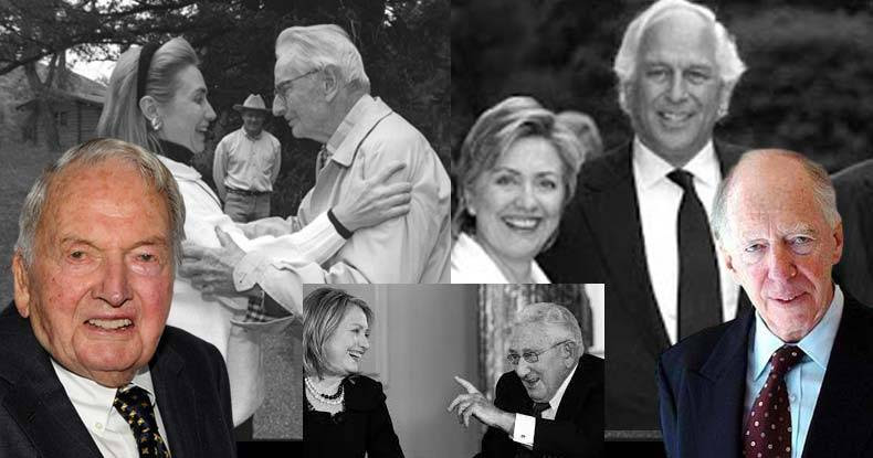 hilary-close-with-rothschilds-rockefelers
