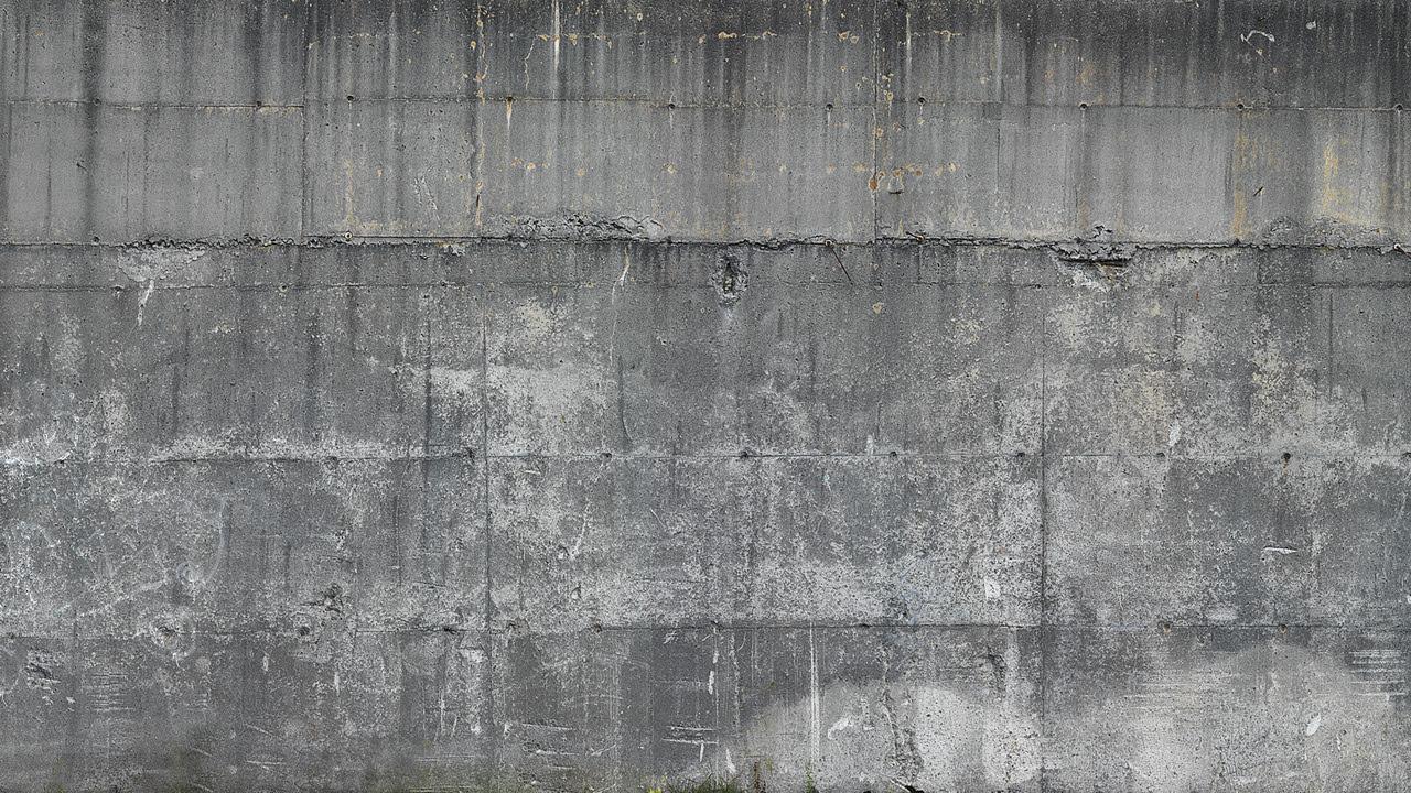 Desire This | Concrete Wallpaper by Tom Haga